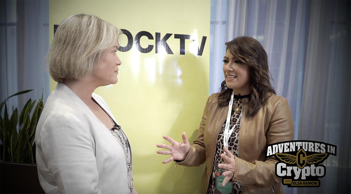 Elsa Ramon Appears On BlockTV With Yael Lavie