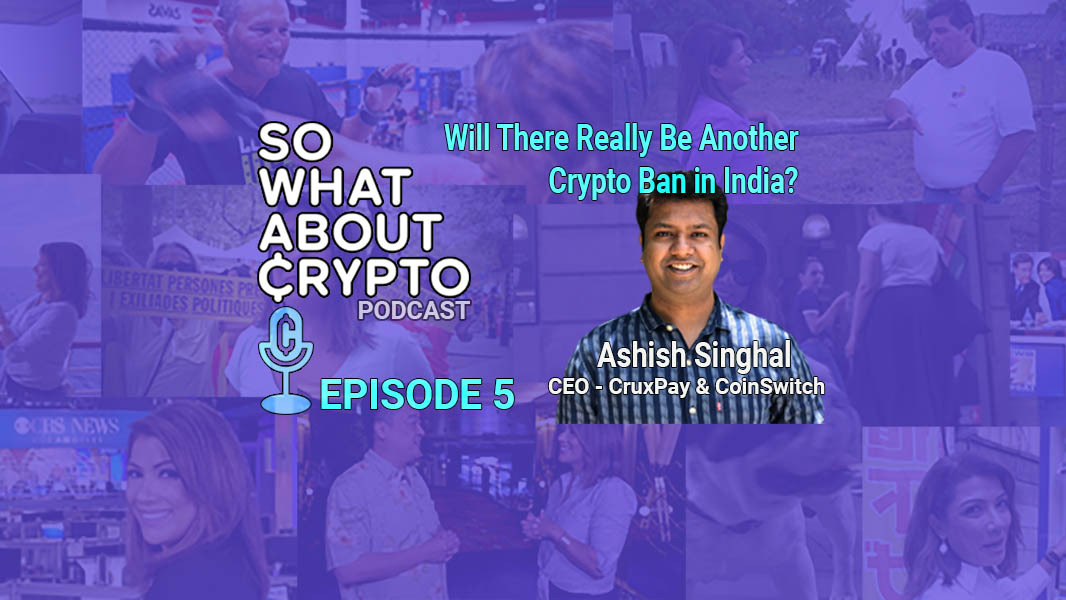 Is There Really Going To Be Another Crypto Ban in India?